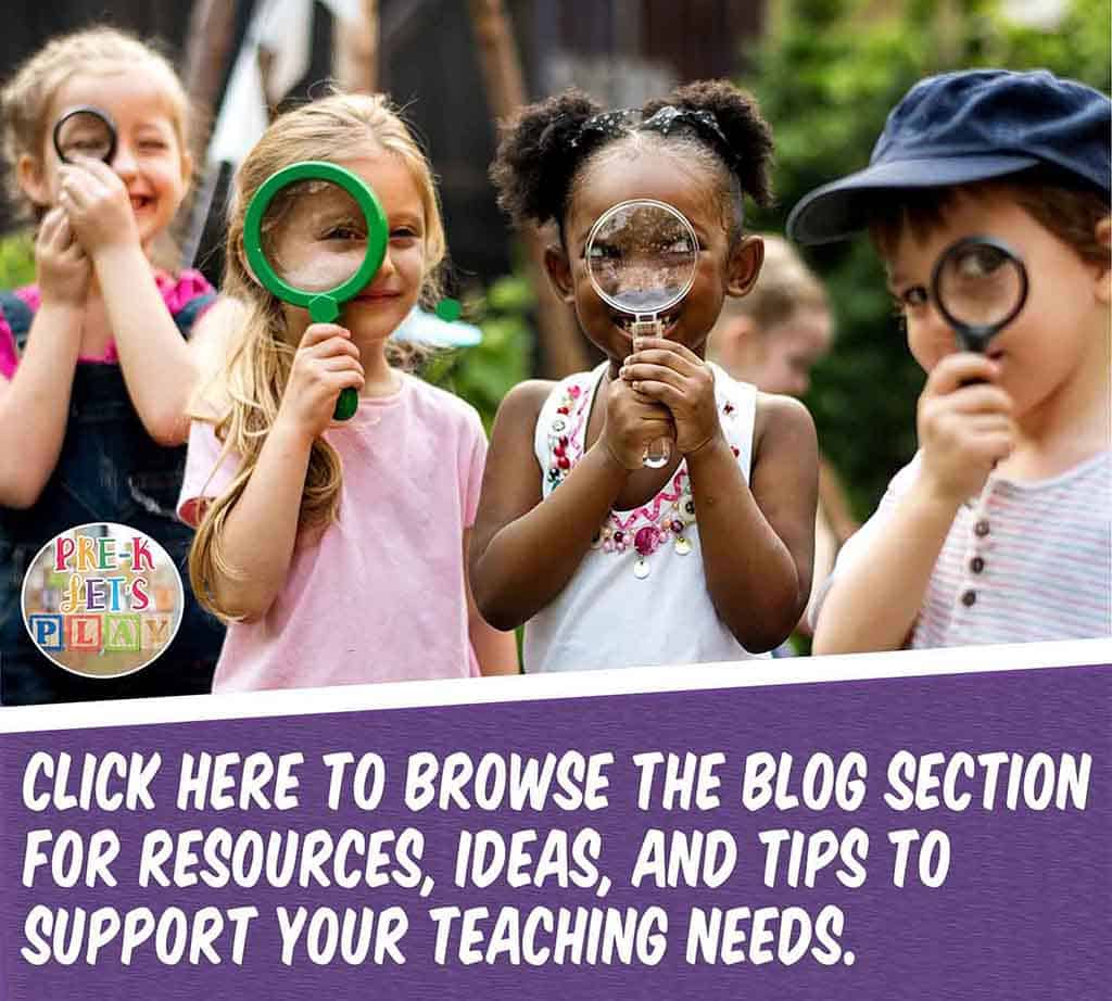 Check out my blog for teacher resources, tips, learning games, preschool worksheets, and more.