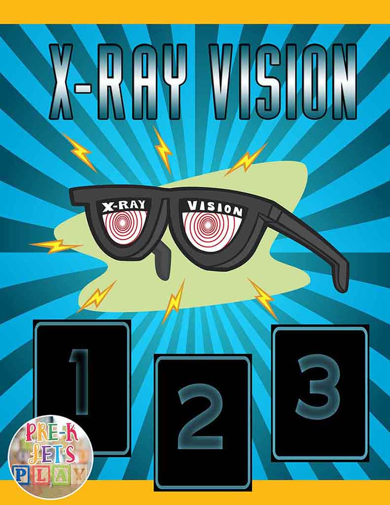 This is a math game for kids called x-ray vision. Kids will learn and play with this fun educational game.